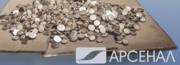 Аноды никелевые марки НПА 1,  НПА Н (пластины,  полусферы). Никель - сер