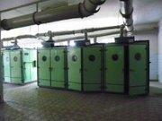 инкубаторы универсал 50,  выводные шкафы.
