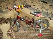 Продам детский велосипед 5-9 лет