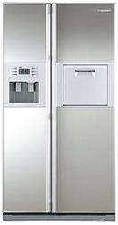 Продам зеркальный холодильник SAMSUNG