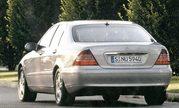 Авто-разборка Mercedes Benz W220 5.0и 2.3miller AКП 2002.