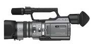 Видеокамера Sony DCR-VX2100E бу