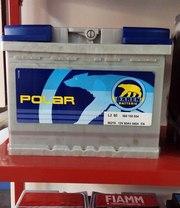 Аккумулятор Baren Polar 6СТ-60 Аз L2 60 Euro R+ (560155054)