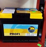 Аккумулятор Baren Profi 560103051 (60Ah)