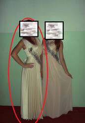 Продам очень красивое выпускноевечернее платьеплатье для дружки