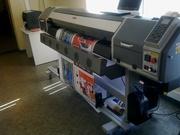 Широкоформатный принтер Wit color ultra 9000