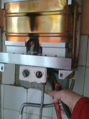 Ремонт,  установка газовых колонок,  котлов,  газовых плит.