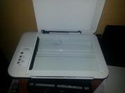 Продаю струйный МФУ HP Deskjet 1515 (полный комплект)