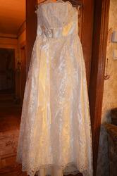 Шикарное платье для свадьбы