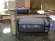 Продам профессиональный микрофон Neumann KMS 105
