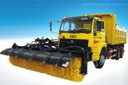 Подметальная машина (щетка) Karey KLC/GS-3500