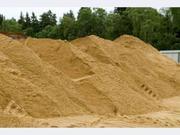 Песок,  Щебень