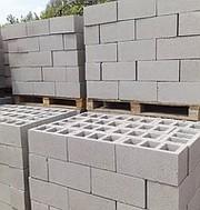 Шлакоблок с доставкой по Донецку и области,  Шлакоблок блок камень