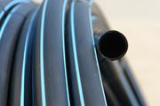 труба полиэтиленовая ф90мм х 6, 7мм