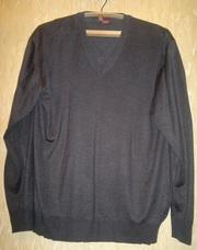 Мужской пуловер,  р-р 52-54