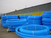Труба ПЭ водопроводная
