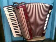 Продам гармонь,  баян,  аккордеон.
