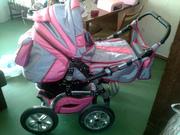 Детская коляска Victoria Gold В рублях 3500руб + бесплатная доставка
