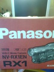 видеокамеру панасоник NV-RX1EN RX1