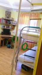 Продам двухэтажную кровать Либерти с ортопедическими матрасами