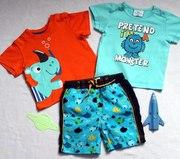 качественная детская одежда сток и секонд-хенд