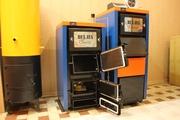 Твердотопливные котлы стандартные и длительного горения BULAVA с завод