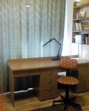 стол письменный двухтумбовый