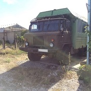 специальный грузовой автомобиль ГАЗ-66 (1991г.)б/у