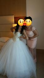Продам свадебное платье (в стиле золушка)
