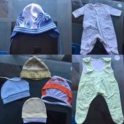 Одежда для новорожденых до 3х месяцев.