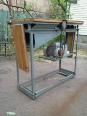 Продам Циркулярка-фуганок+фреза для изготовления луток. Цена 15000 руб