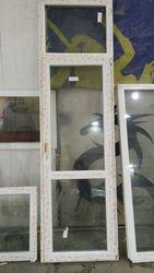Пластиковые двери б/у в Донецке