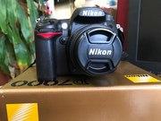 ПРОДАМ Nikon D7000 + объектив