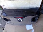 крышка багажника на Мазда 3 седан