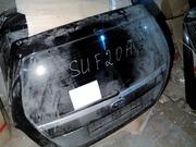 крышка багажника в сборе на Субару Форестер
