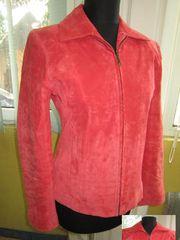 Оригинальная женская кожаная куртка GINO GINERO. Италия. Лот 210