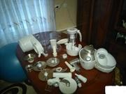 Кухонный комбайн philips HR 7766 новый