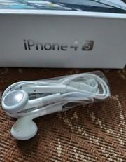 Наушники IPhone 4S