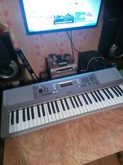 Продам синтезатор YAMAHA YPT-360 Новый.