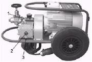 Продам водоструйные агрегаты высокого давления Falch (Германия)