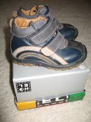 Деми ботиночки для мальчика