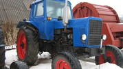 Трактор ЛТЗ -55