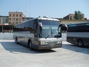 Едем вместе. Заказ, аренда автобусов и микроавтобусов в Донецке.