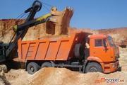 Песок строительный продам Донецк