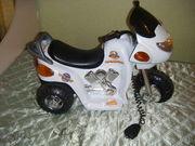 Продам детский мотоцикл на аккомуляторе