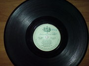 продам пластинки для граммофона 1936-1960 г