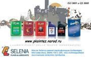 Моторное масло Selenia
