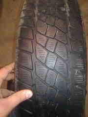 Автомобильные шины БУ