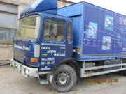 Продам грузовой фургон MAN 14192